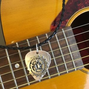 Other - Custom Guitar Pick Necklace